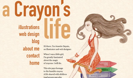 crayons life