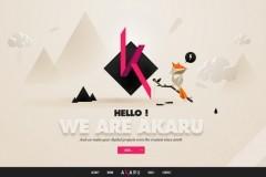 如何提高网站的设计感?巧妙的几何图案是个捷径