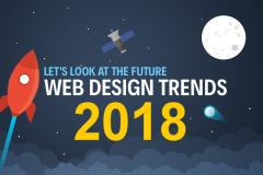 非对称式布局、柔和图形、微妙动效,这些才是2018年网页设计的正确打开方式