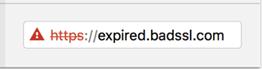 如何读懂谷歌浏览器的Https安全提示?